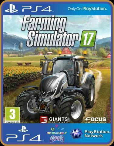 Ps4 farming simulator 2017