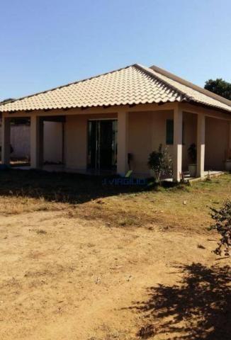 Galpão à venda, 424 m² por R$ 750.000 - Setor dos Bandeirantes - Aparecida de Goiânia/GO