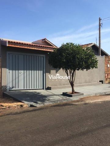 Casa com 2 dormitórios à venda, 170 m² por R$ 205.000 - Luiza Grandizolli Girardi - Brodow - Foto 2