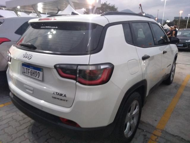 Jeep Compass Sport = Financiamento na hora - Foto 10