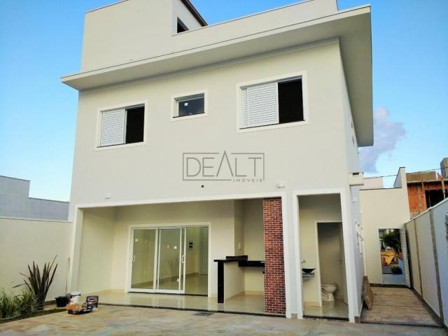 Sobrado com 3 dormitórios à venda, 178 m² por R$ 800.000 - Residencial Jardim de Mônaco -  - Foto 17
