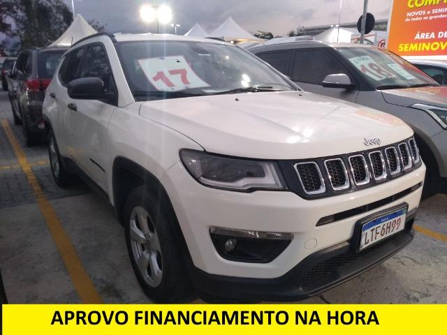 Jeep Compass Sport = Financiamento na hora