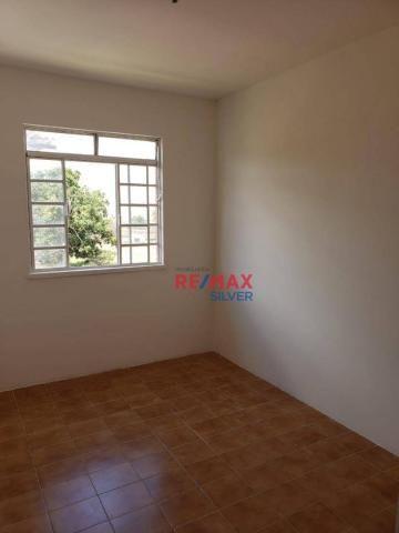 Apartamento com 3 quartos para alugar no sobradinho, 65 m² por r$ 500/mês - feira de santa