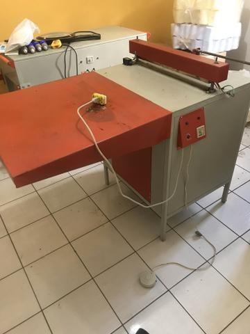Maquina de fabricar sacola