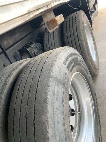 Ford CARGO 2428 - Ano: 2012 - Baú - Foto 9