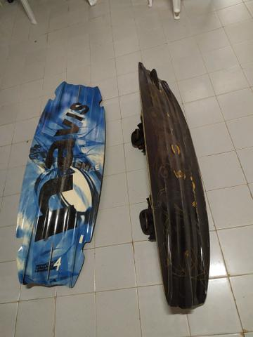 Prancha de wake board - Foto 3