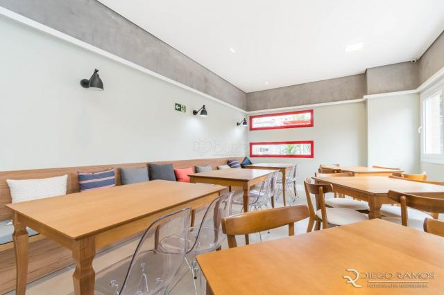 Apartamento à venda com 3 dormitórios em Cristal, Porto alegre cod:AP010608 - Foto 15