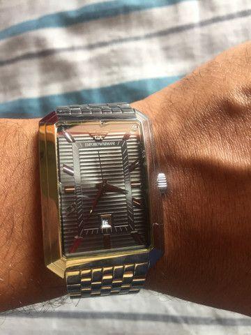Vendo este relógio da armani
