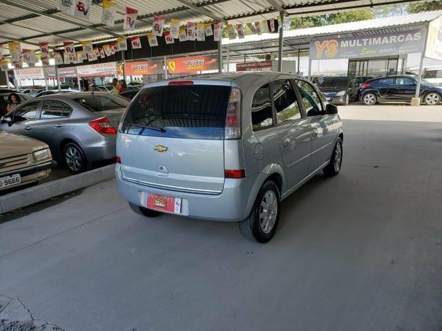 Chevrolet Meriva Maxx 1.4 - PARCELAS ACESSÍVEIS - Foto 5