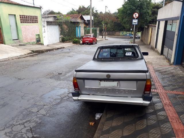 Volkswagen Saveiro GL 1.8 Turbo recaro bbs 17 manual chave reserva legalizada doc 19 - Foto 10