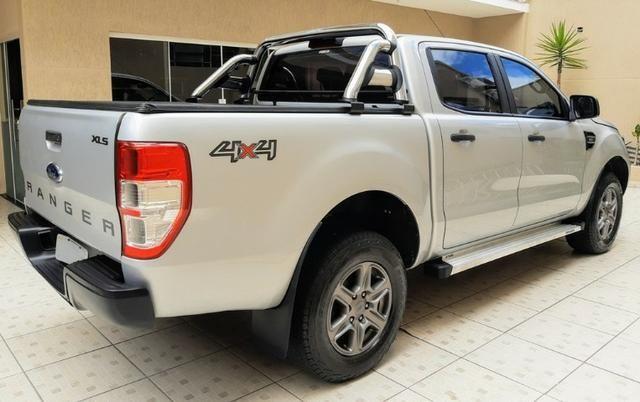 Ford Ranger 4x4 Diesel Manual 2.2 2017, ñ Hilux Amarok S10 - Foto 7