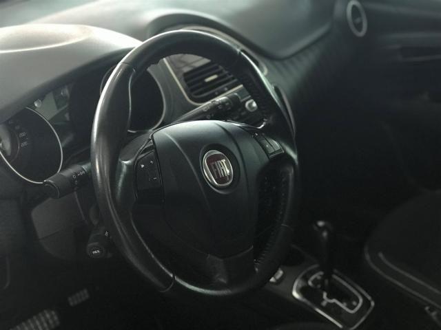 PUNTO 2015/2015 1.8 SPORTING 16V FLEX 4P AUTOMATIZADO - Foto 14