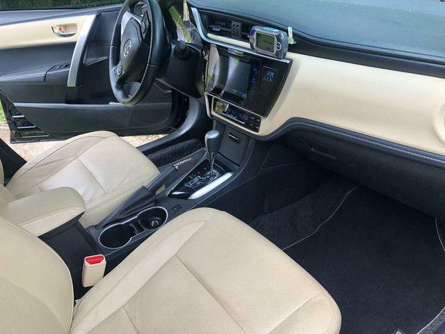 Corolla ALTIS 2018 (taxi completo) isento de IPVA - Foto 4