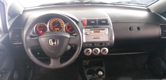 Honda Fit Lxl completo 2008 com Gnv Financio em até 60x - Foto 6