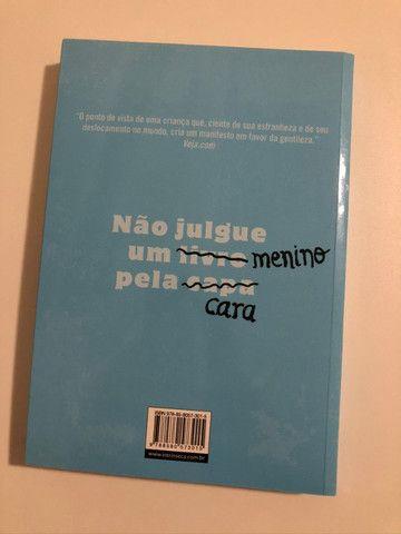 Livro 'Extraordinário' - Foto 2