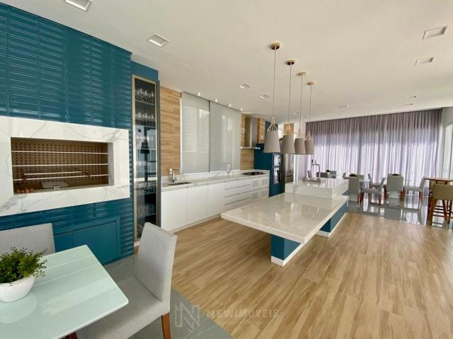 Apartamento Novo Quadra Mar 3 Suíte 3 Vagas em Balneário Camboriú - Foto 5