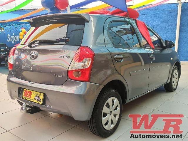 Toyota Etios Hatch Xs 1.5 Flex Completo, Maravilhoso - Foto 3
