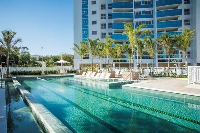In Side Península | Apartamento na Barra de 3 quartos com suíte | Real Imóveis RJ - Foto 3
