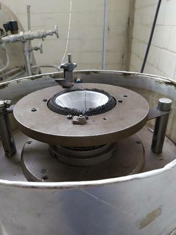 Máquina de tecer meias - Foto 3