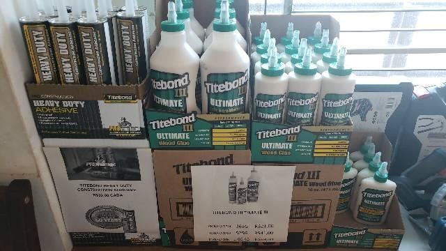 Titebond III Ultimate wood Glue - Foto 4
