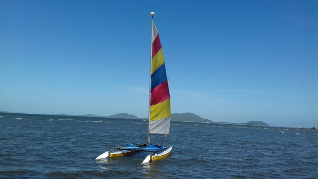 veleiro hobie cat 14 - Foto 11