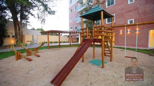 Apartamento à venda, 54 m² por R$ 318.000,00 - Maporanga - Fortaleza/CE - Foto 17
