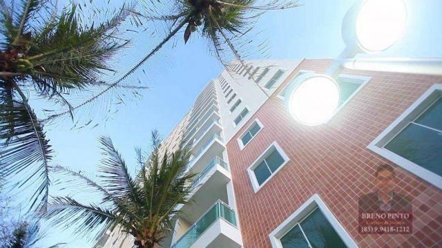 Apartamento à venda, 54 m² por R$ 318.000,00 - Maporanga - Fortaleza/CE - Foto 4