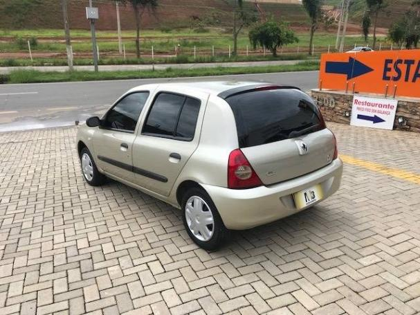 CLIO 2011/2011 1.0 CAMPUS 16V FLEX 4P MANUAL - Foto 3