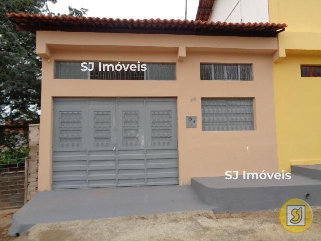 Casa para alugar com 3 dormitórios em Parque granjeiro, Crato cod:49802