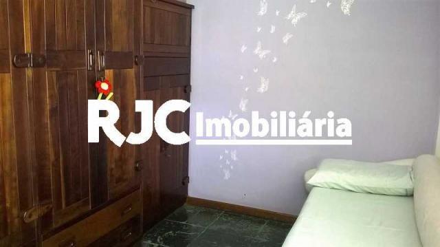 Cobertura à venda com 3 dormitórios em Tijuca, Rio de janeiro cod:MBCO30195 - Foto 10