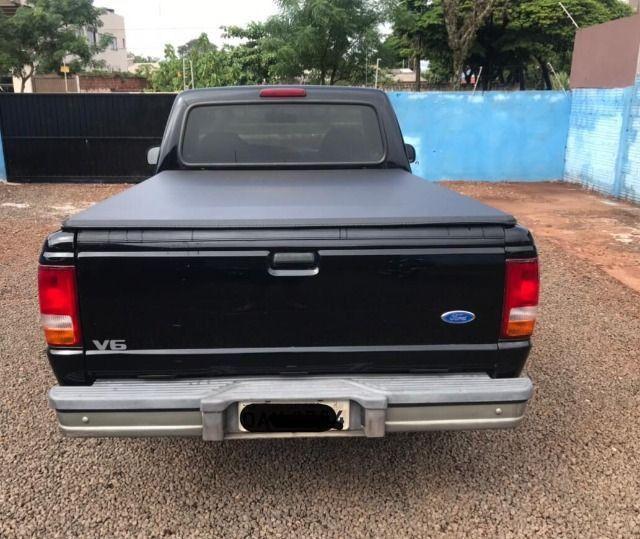 Vendo Ranger xl v6 4.0 gasolina completa - Foto 3