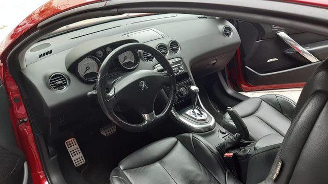 308 cc cabriolet 2013 top de linha raridade - Foto 19