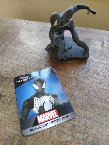 Boneco Black Suit Spider-Man - Foto 2