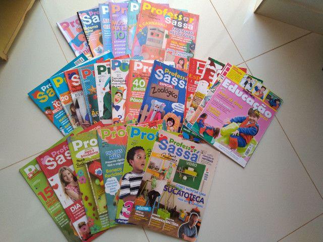 Coleção revista Sassá - Foto 2