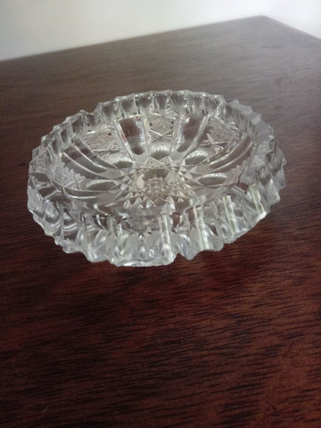 Cinzeiro Cristal - Foto 2