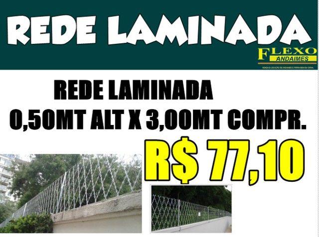 Concertina, Rede Laminada, Lança Protetora. - Foto 3