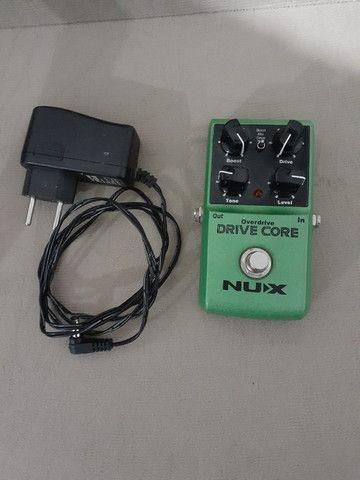 Pedal Overdrive Nux Drive Core  - Foto 3