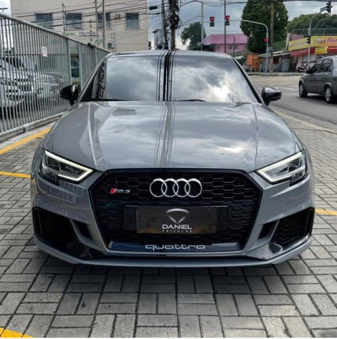 Audi RS3 sedan stage2 2018 E100 530whp - Foto 2