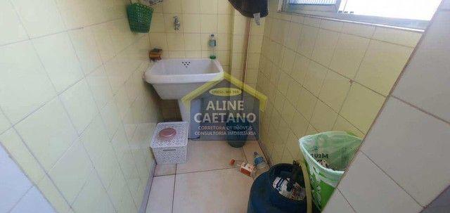 Apartamento com 1 dorm, Boqueirão, Praia Grande - R$ 155 mil, Cod: CLA22109 - Foto 7