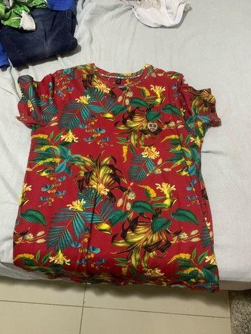 Camisa gold man