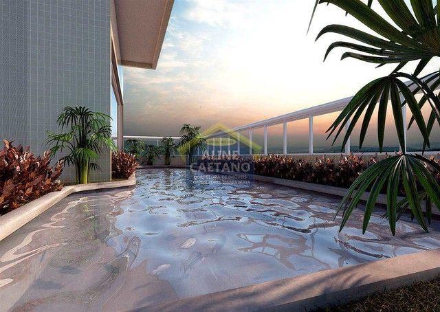 Apartamento 3 dorms Ocian Entrada Apenas R$ 75 mil