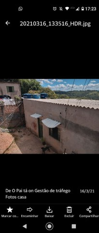 Vendo casa no distrito de Cachoeira do Campo - Foto 5