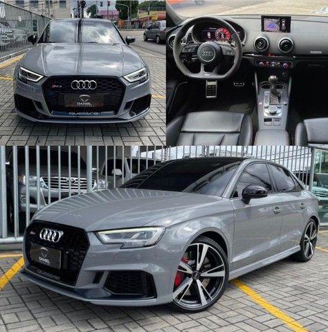 Audi RS3 sedan stage2 2018 E100 530whp