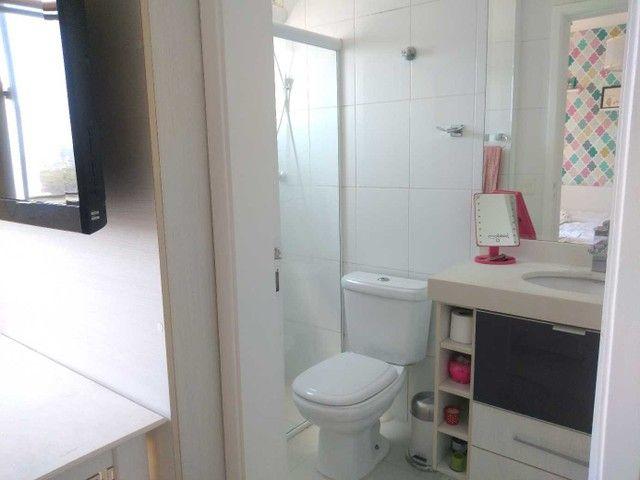 Apartamento à venda com 3 dormitórios em Ponta da praia, Santos cod:212642 - Foto 18