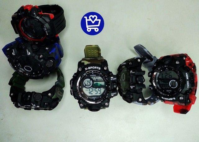 Relógio x-sports (entrega em domicílio) - Foto 2