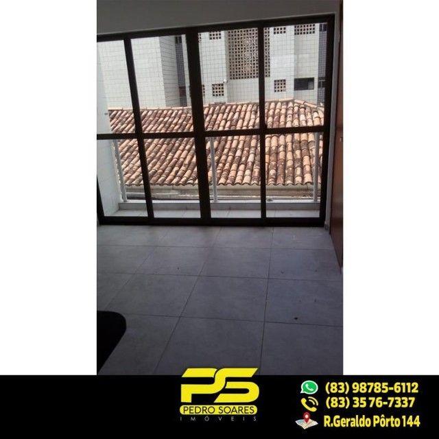 Apartamento com 2 dormitórios à venda, 50 m² por R$ 145.000,00 - Cristo Redentor - João Pe - Foto 4