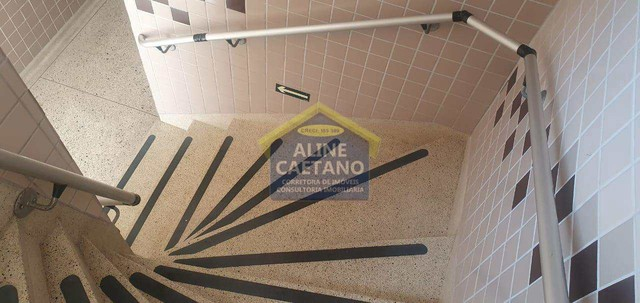 Apartamento com 1 dorm, Boqueirão, Praia Grande - R$ 155 mil, Cod: CLA22109 - Foto 12