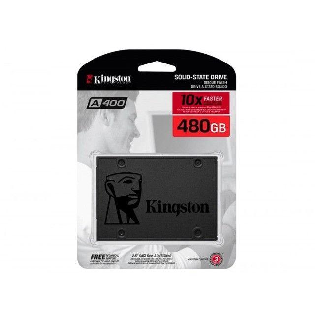 Ssd Kingston A400 480gb Sa400s37/480g - Foto 3
