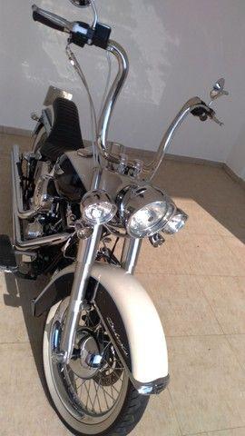 Moto Harley Davidson HD Softail Deluxe 2012 - Foto 9