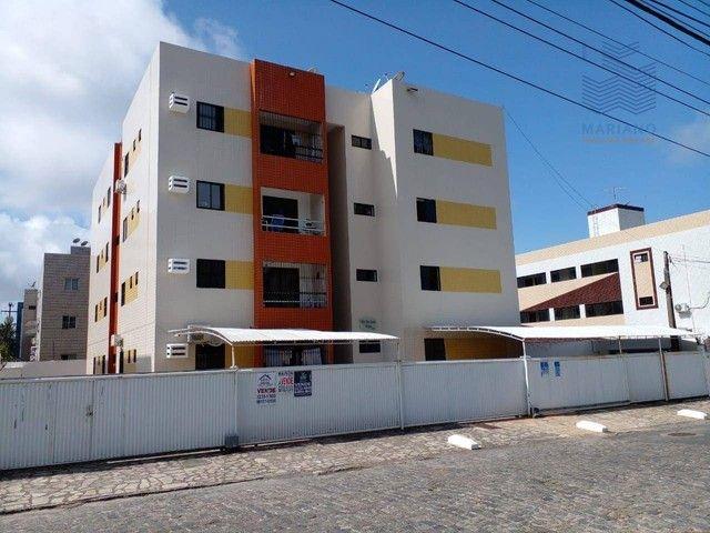Apartamento com 3 dormitórios para alugar, 75 m² por R$ 1.100/mês - Jardim Cidade Universi